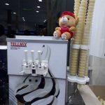 دستگاه بستنی ساز بابک ماشین